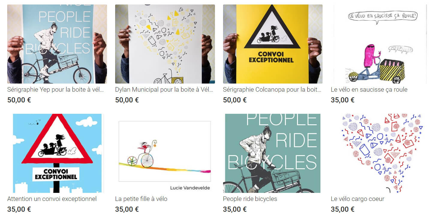 Testez gratuitement le vélo cargo pour votre shopping le 12/10/2019